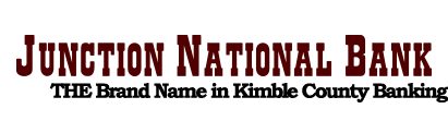 Junction National Bank Mobile Logo